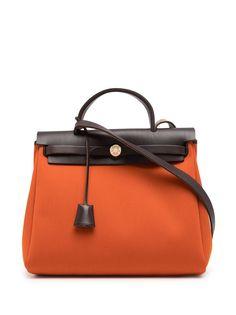 Hermès сумка на плечо Herbag PM 2003-го года Hermes