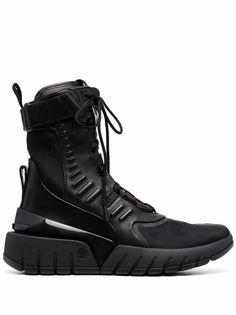 Balmain высокие кроссовки B-Army