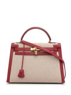 Hermès сумка Kelly 32 pre-owned Hermes