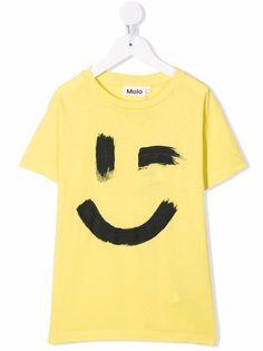 Molo футболка Rame с принтом