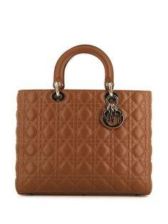 Christian Dior большая сумка Lady Dior 2020-го года