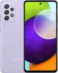Мобильный телефон Samsung Galaxy A52 4/128GB (лаванда)