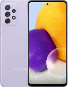 Мобильный телефон Samsung Galaxy A72 8/256GB (лаванда)
