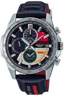 Японские наручные мужские часы Casio EQW-A2000HR-1AER. Коллекция Edifice
