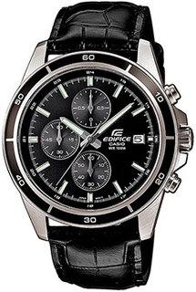 Японские наручные мужские часы Casio EFR-526D-1AVUEF. Коллекция Edifice