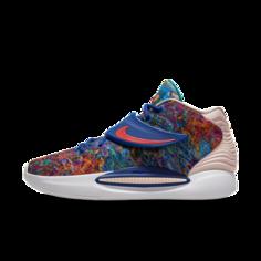 Баскетбольные кроссовки KD14 - Синий Nike