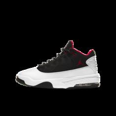 Кроссовки для школьников Jordan Max Aura 2 - Белый Nike
