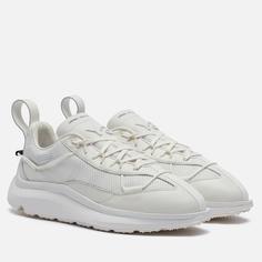 Кроссовки Y-3 Shiku Run, цвет белый, размер 37.5 EU
