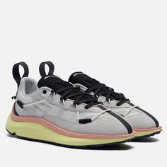 Кроссовки Y-3 Shiku Run, цвет серый, размер 41.5 EU