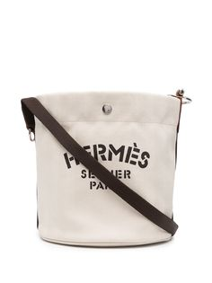 Hermès сумка-ведро Sac De Pansage 2009-го года Hermes