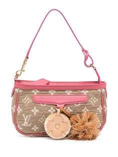 Louis Vuitton сумка-тоут 2010-х годов с монограммой