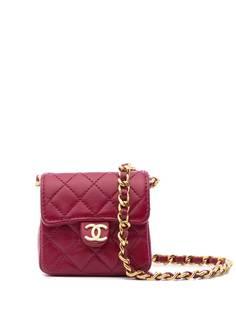 Chanel Pre-Owned сумка на плечо Classic Flap 1990-х годов
