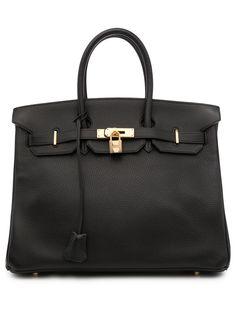 Hermès сумка-тоут Birkin 35 1999-го года Hermes