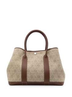 Hermès сумка-тоут Garden Party Skipper 2008-го года Hermes