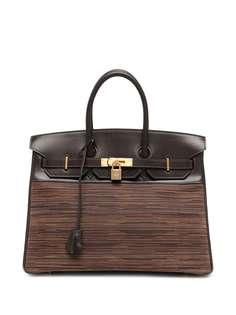Hermès сумка Birkin 35 Vibrato 2004-го года Hermes