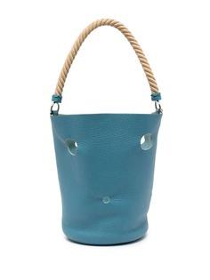Hermès сумка-ведро Mangeoire 2005-го года Hermes