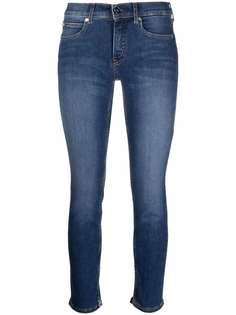 Calvin Klein укороченные джинсы кроя слим
