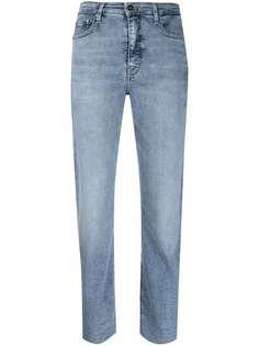 Calvin Klein укороченные джинсы