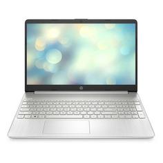 "Ноутбук HP 15s-eq2028ur, 15.6"", IPS, AMD Ryzen 3 5300U 2.6ГГц, 8ГБ, 256ГБ SSD, AMD Radeon , Free DOS 3.0, 3C8P7EA, серебристый"