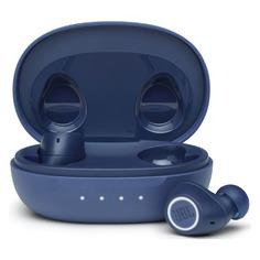 Гарнитура JBL Free II, Bluetooth, вкладыши, синий [jblfreeiitwsblu]