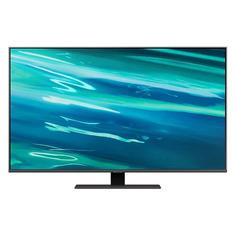"""Телевизор Samsung QE50Q80AAUXRU, 50"""", QLED, Ultra HD 4K"""
