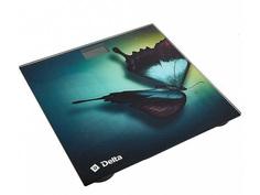 Весы напольные Delta D-9227/1 Бабочка Дельта