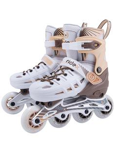 Коньки Ridex Twist р.M 35-38 Brown УТ-00018619
