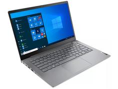 Ноутбук Lenovo ThinkBook 14 G2 20VF003ARU (AMD Ryzen 3 4300U 2.7GHz/8192Mb/256Gb SSD/AMD Radeon Graphics/Wi-Fi/Bluetooth/Cam/14/1920x1080/Windows 10 64-bit)
