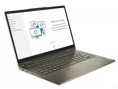 Ноутбук Lenovo Yoga 7 14ITL5 82BH00ABRU (Intel Core i5-1135G7 2.4 GHz/8192Mb/512Gb SSD/Intel Iris Xe Graphics/Wi-Fi/Bluetooth/Cam/14.0/1920x1080/Touchscreen/Windows 10 Home 64-bit)