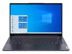 Ноутбук Lenovo Yoga Slim 7 14IIL05 82A100HARU (Intel Core i5-1035G4 1.1 GHz/16384Mb/1Tb SSD/Intel Iris Plus Graphics/Wi-Fi/Bluetooth/Cam/14.0/1920x1080/Windows 10 Home 64-bit)