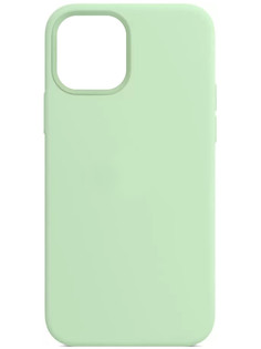 Чехол для APPLE iPhone 12 Pro Max Silicone with MagSafe Pistachio MK053ZE/A