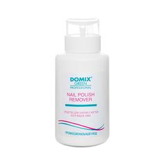DOMIX DGP NAIL POLISH REMOVER WITH ACETONE Средство для снятия всех видов лака с ногтей с ацетоном с помпой