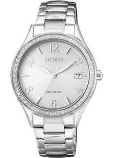 Японские наручные женские часы Citizen EO1180-82A. Коллекция Eco-Drive