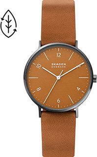 Швейцарские наручные мужские часы Skagen SKW6726. Коллекция Aaren Naturals