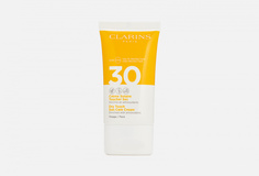 Солнцезащитный крем для лица spf 30 Clarins