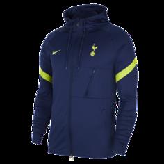 Мужская трикотажная футбольная куртка Nike Dri-FIT Tottenham Hotspur Strike - Синий