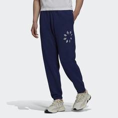 Брюки-джоггеры Adicolor Shattered Trefoil adidas Originals