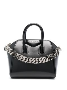 Givenchy сумка-тоут с цепочкой