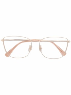 Max Mara очки в квадратной оправе