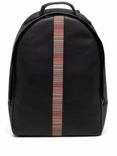 PAUL SMITH рюкзак с контрастной полоской