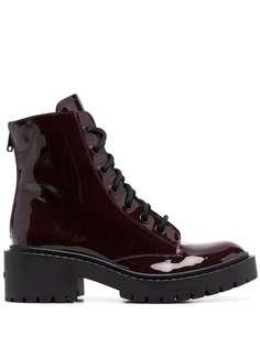 Kenzo ботинки Pike на шнуровке