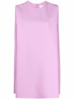 Valentino платье без рукавов