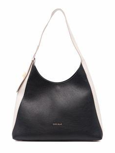 Coccinelle сумка на плечо с гравировкой логотипа