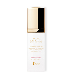 Dior Prestige Light-in-White Защитный флюид для сияния кожи