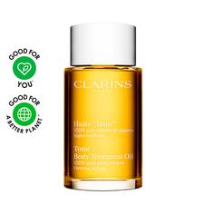 Tonic Тонизирующее масло для тела Clarins
