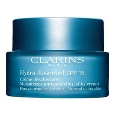 Hydra-Essentiel Интенсивно увлажняющий крем для нормальной и склонной к сухости кожи SPF15 Clarins