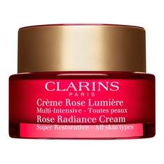 Multi-Intensive Восстанавливающий дневной крем с эффектом сияния для любого типа кожи Clarins