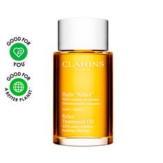 Relax Расслабляющее масло для тела Clarins