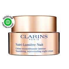 Nutri-Lumière Питательный антивозрастной ночной крем, придающий сияние зрелой коже Clarins