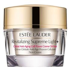 Revitalizing Supreme Light + Global Anti-Aging Cell Power Глобальный крем для сохранения молодости кожи ультра легкой текстуры,обогащенный фитоклетками Estee Lauder